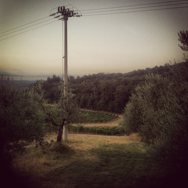 Toscany : Mobile Photography : Charlotte Oestervang Photography